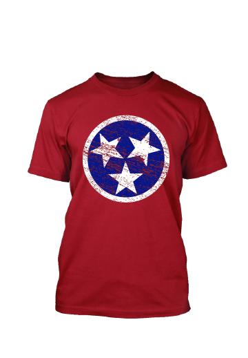 TN Flag T-shirt