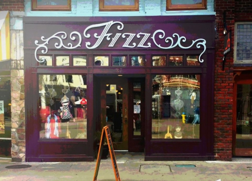 FIZZ Boutique. 27 Market Square.
