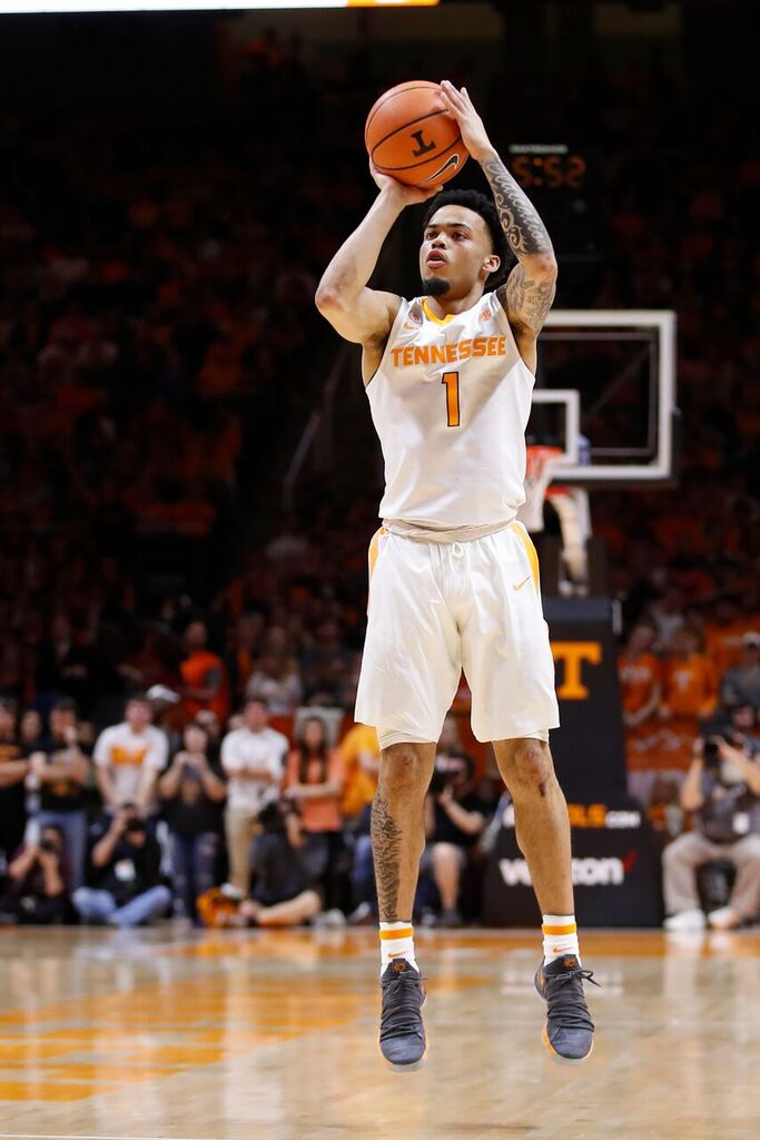 Tennessee SEC Tournament Preview