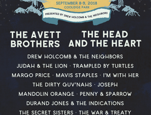 MUSIC FEST ALERT: Moon River Music Festival presented by Drew Holcomb & The Neighbors! Chattanooga, TN Sept. 8-9, 2018. Avett Bros. Head and The Heart, Dirty Guvnahs, and more. Stay tuned to win tickets! SOLD OUT!