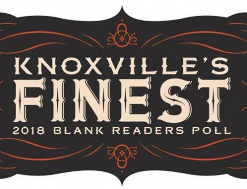 "Vote WUTK for ""Knoxville's Finest Radio Station"""