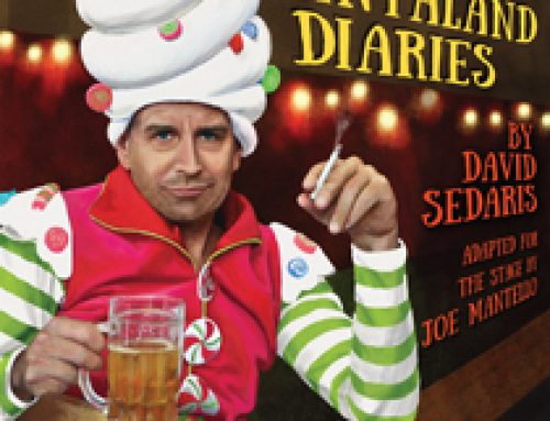 The Santaland Diaries – Wednesday November 14-December 9 @ Clarence Brown's Ula Love Doughty Carousel Theatre