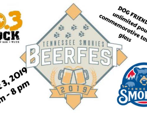 Smokies Beerfest 2019