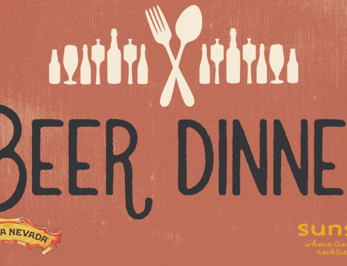 WUTK Beer Dinner Fundraiser