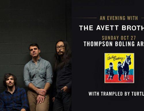 Avett Brothers @ Thompson Boling Arena